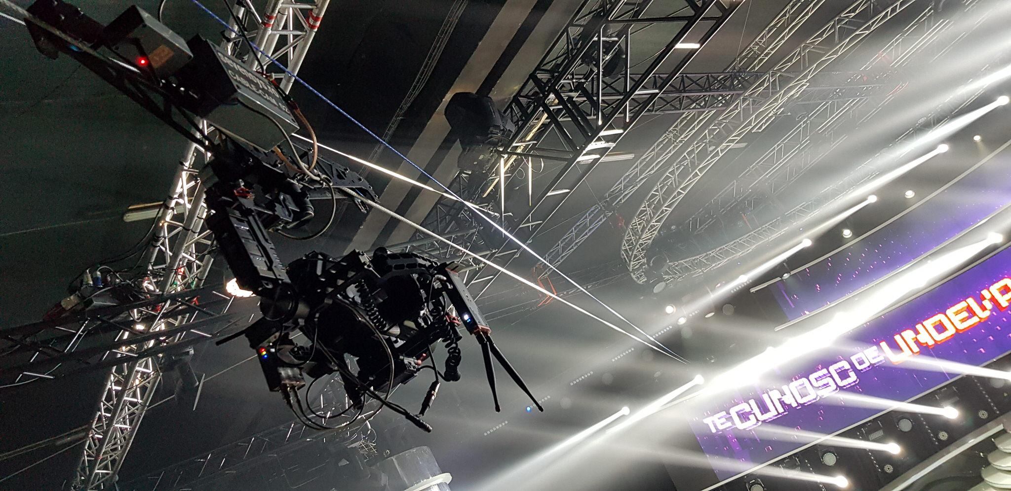 Cable Cam/ Emisiuni Divertisment - Te cunosc de undeva, Antena 1 2019