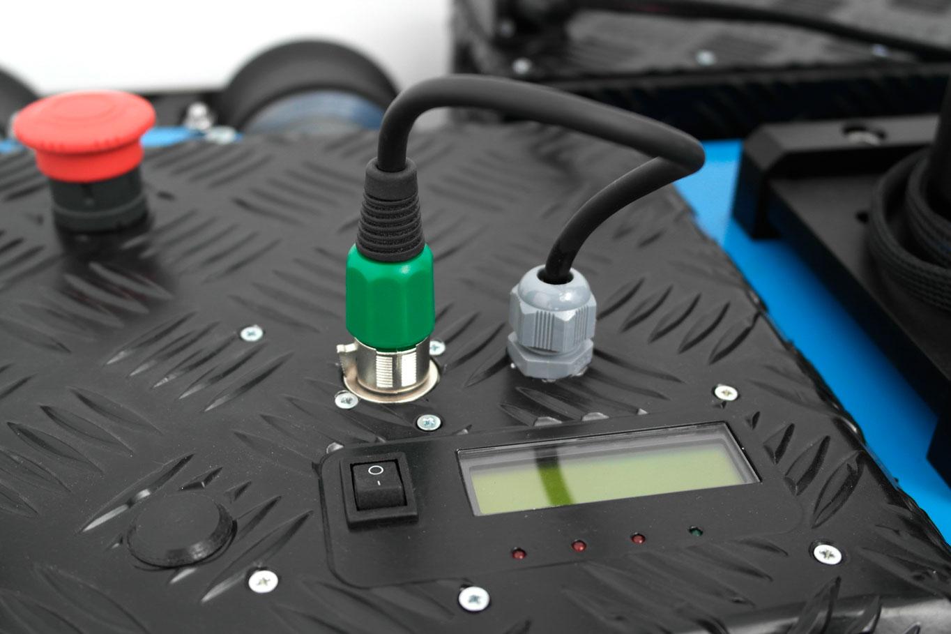 Dolie electrica wireless