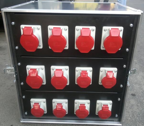 Distribuție trifazată de putere DTR-125A
