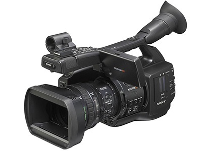 Inchiriere Camera video SONY PMW-EX1