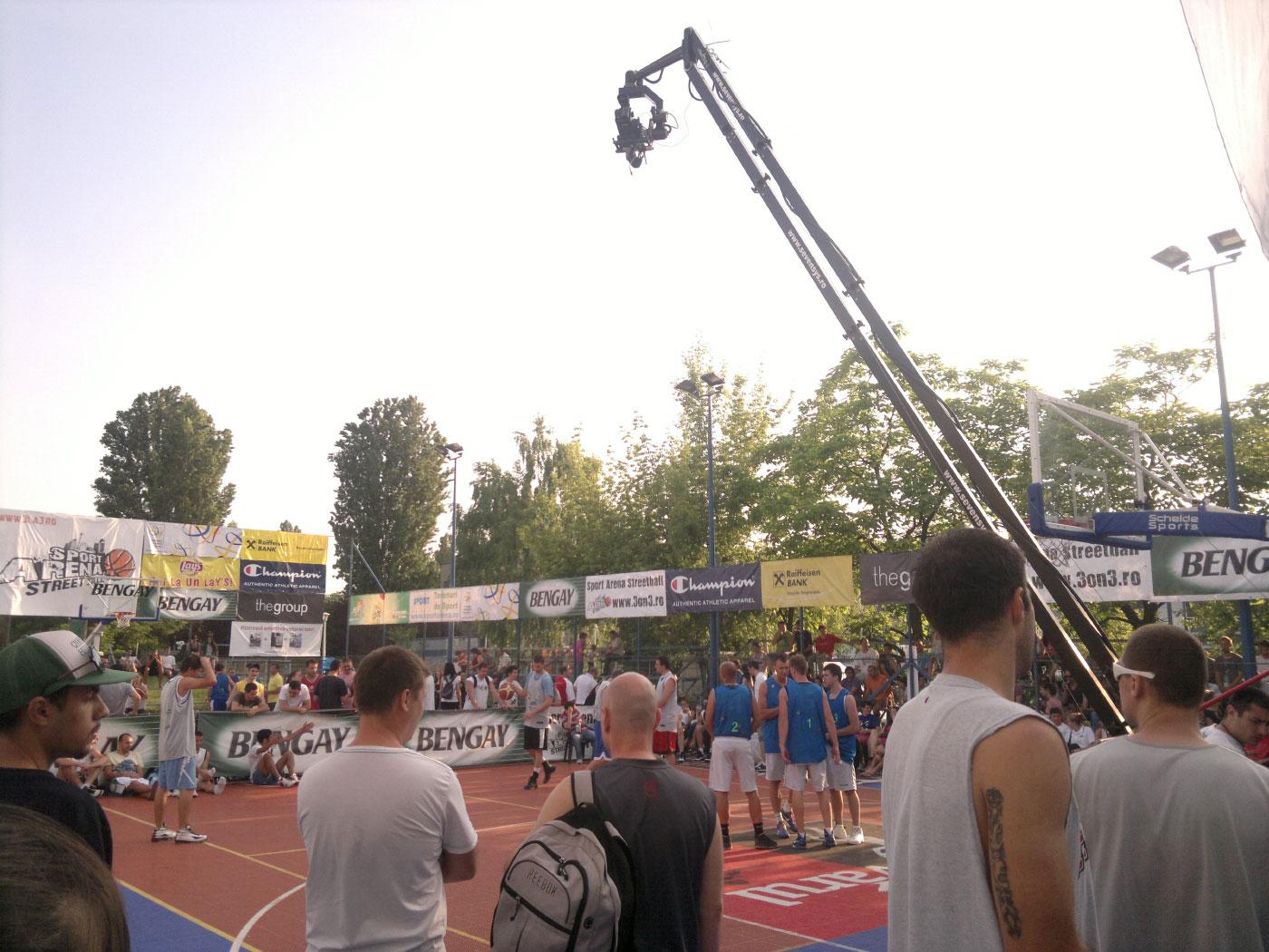BASCHET SPORT ARENA 2011