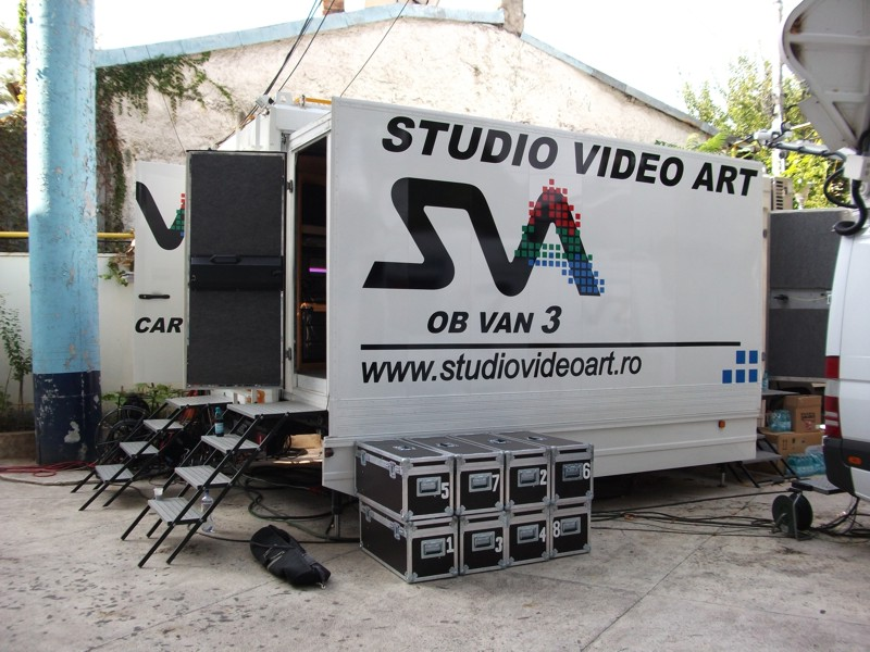 CAR TV Extensibil SD
