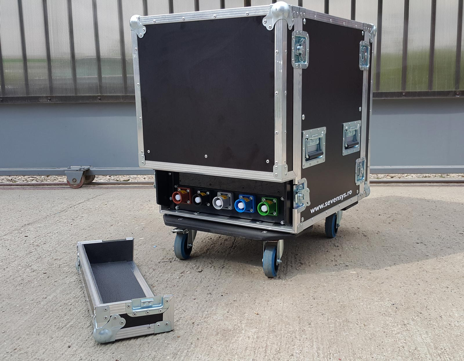 Sistem de anclansare automata a rezervei, AAR 300A