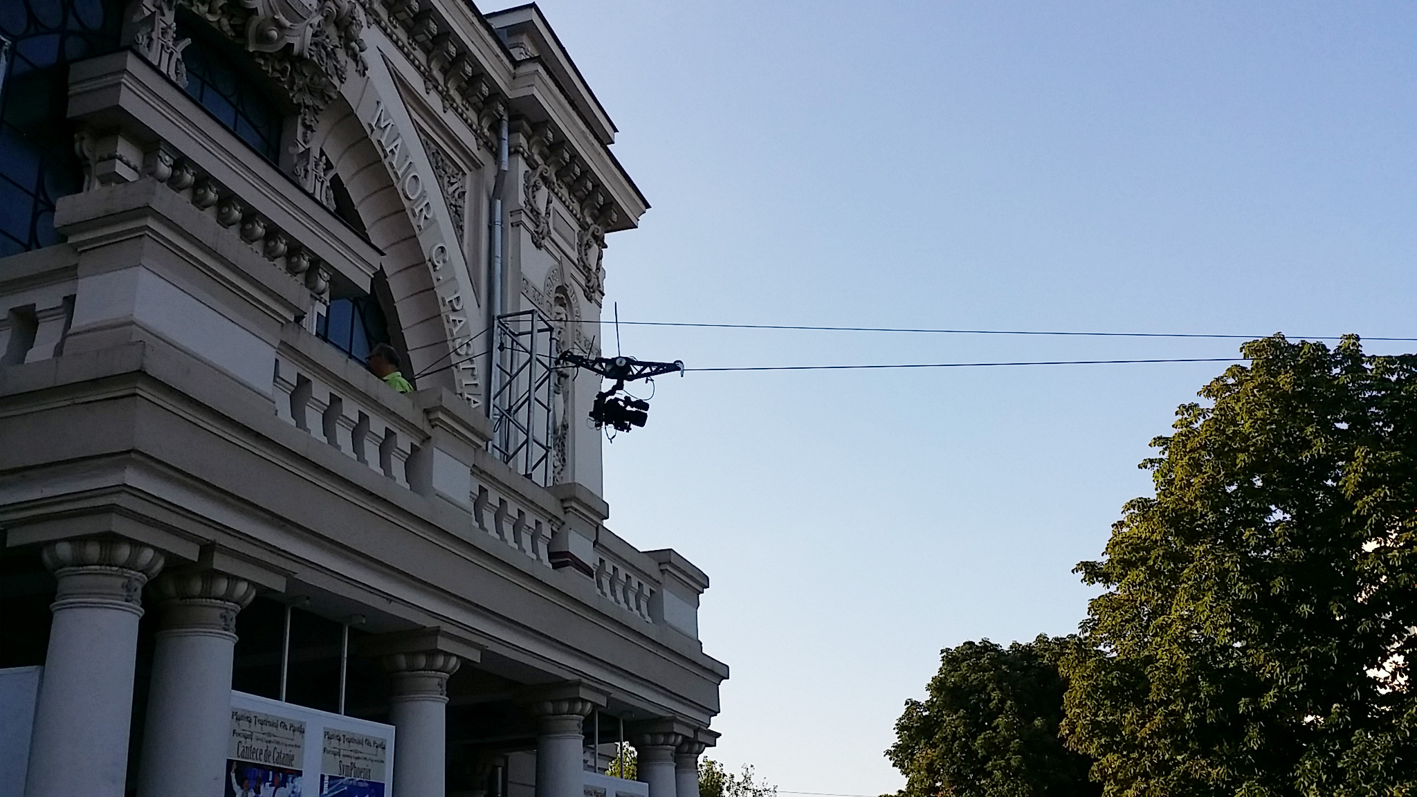 FOCȘANI 2016: CABLE CAM / WIRE CAM