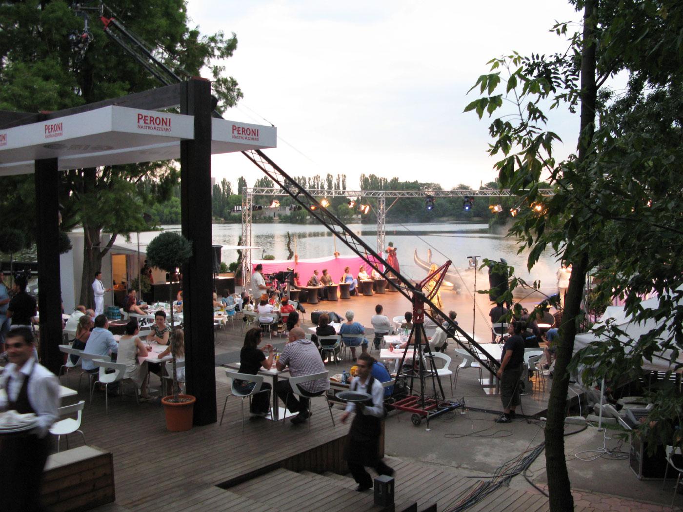 GONDOLA D´AMORE 2008 - B1TV