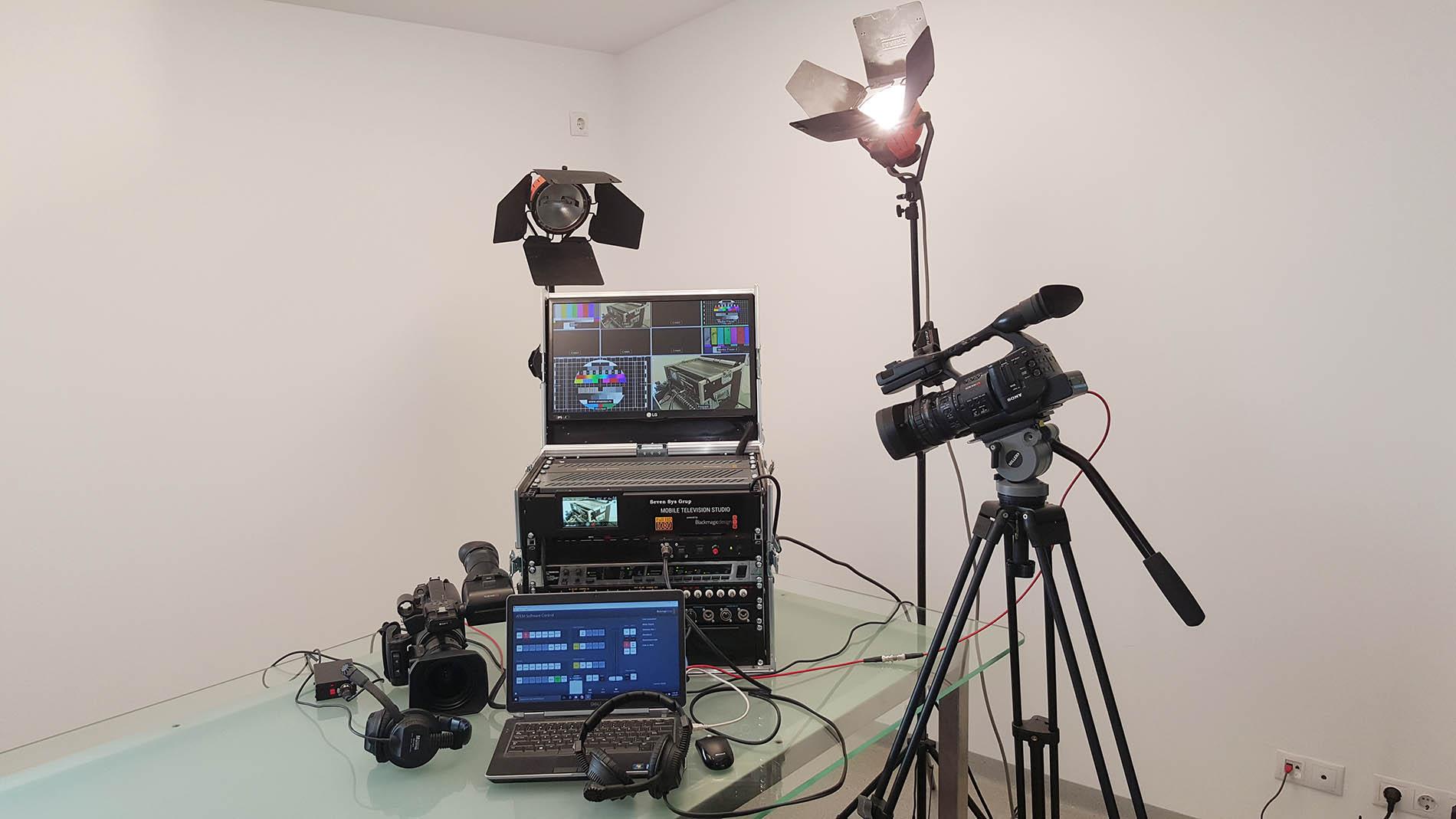 Inchiriere Kit Video Mobil – Full HD