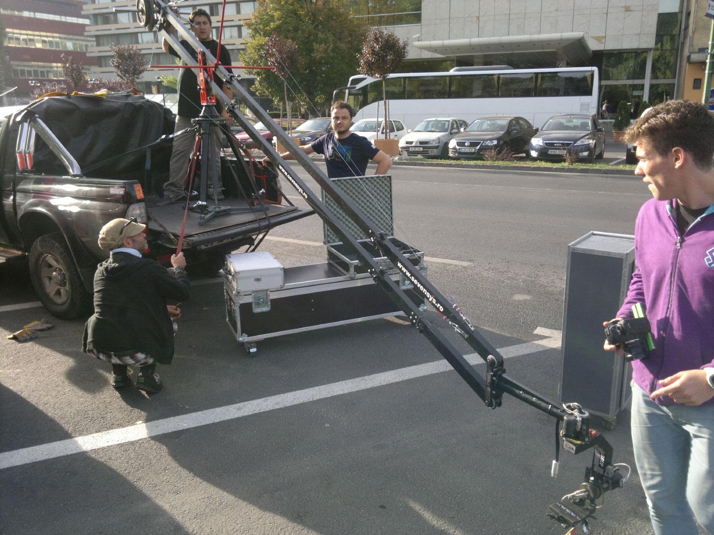 Filmare videoclip Msd