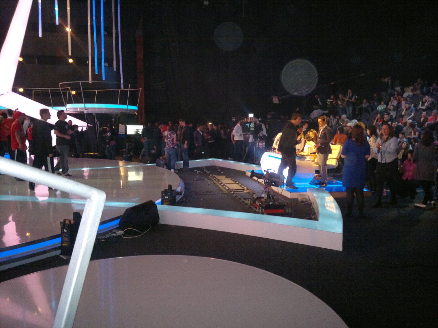 ROMANII AU TALENT 2011 - PROTV