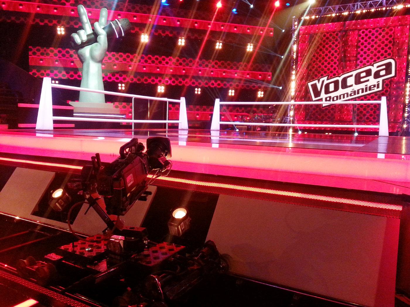 VOCEA ROMANIEI 2014 - PRO TV
